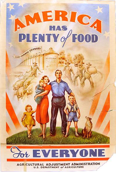 Plenty of Food
