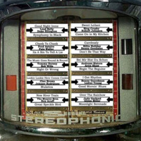 A jukebox image of popular songs from 1935-1939